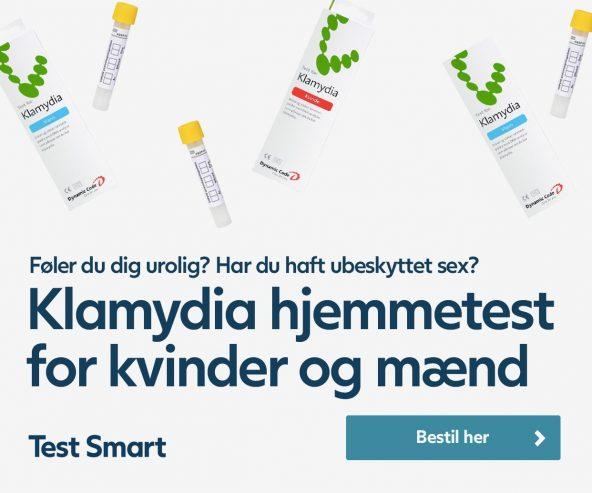 Klamydia - Få fakta om klamydia: Om klamydia - Symptomer