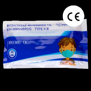 Mundbind til børn type IIR